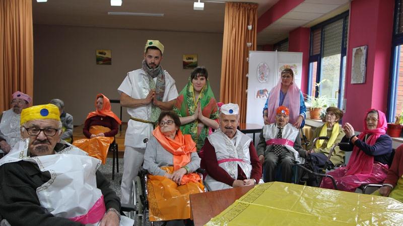 Carnaval 2016 en la Residencia Tercera Actividad