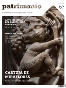 Portada revista Patrimonio 67