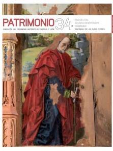 Portada Revista Patrimonio 34