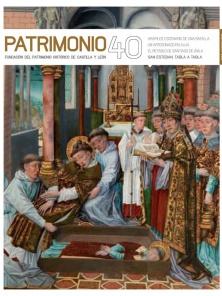 Portada Revista Patrimonio 40